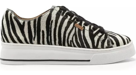 Tênis Anacapri Dani - Zebra