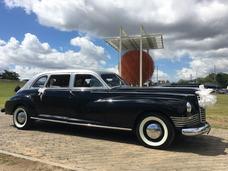 Alquiler Vehículo Packard Limosina 1946 Para Bodas Y Eventos