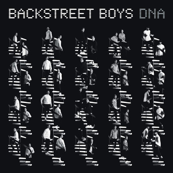 Cd : Backstreet Boys - Dna (cd)