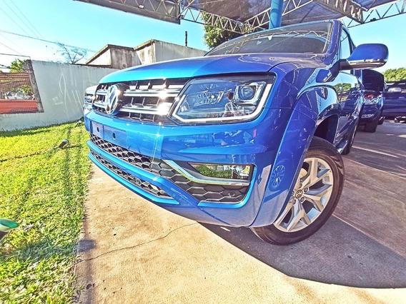 Volkswagen Amarok V6 Highlne 258 Hp
