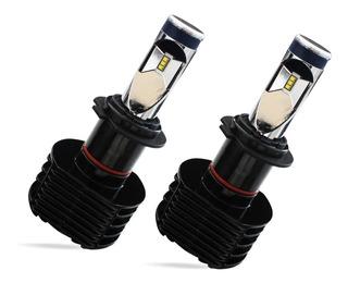 Kit Focos Led Xp Canbus Osun Como Xenon H11 H7 9006 900 Baja