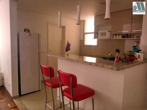 Apartamento Em Condominio Laurita Marí  -  Taboão Da Serra - 548