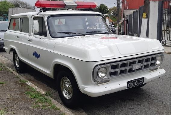 Chevrolet Veraneio Ambulância