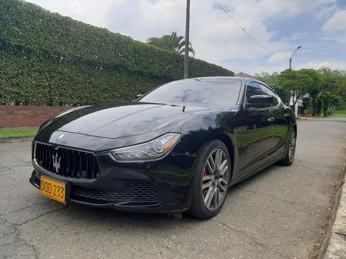 Maserati Ghibli 2016 3.0 350