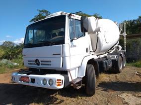 Caminhão Betoneira Mercedes Benz 2428