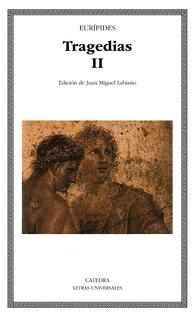 Tragedias Ii, Eurípides, Ed. Cátedra