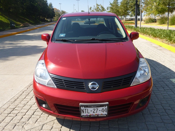 Nissan Tiida Advance 2013