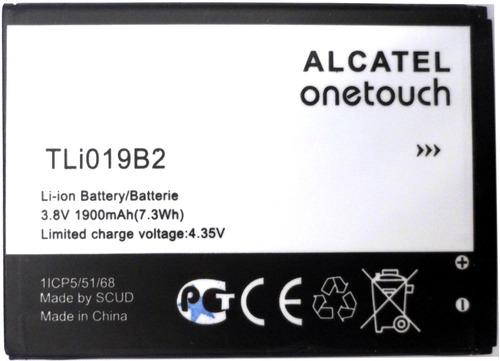 Bateria Alcatel Original Tli019b2 U5 C7 1900mah (2015) E3022