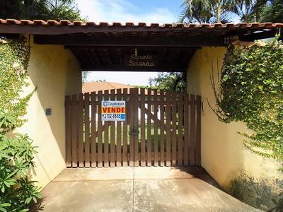 Chácara Residencial À Venda, Éden, Sorocaba - Ch0152. - Ch0152