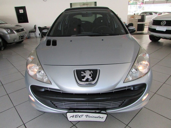 Peugeot 207 1.4 Quiksilver 8v Flex 2p Manual