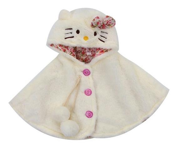 Capa Sueter Abrigo Para Bebes Kitty