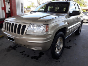 Jeep Grand Cherokee 4.7 V8 Limited Gnc Recibo Permuta