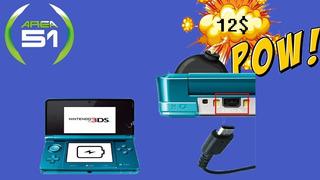Cargador Nintendo New 3ds, Dsi. Dsixl