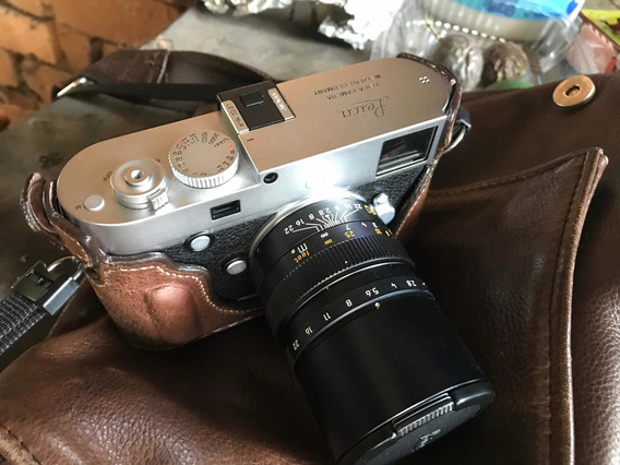 Leica M-p 240 Safira Perfeita Menos De Mil Cliques