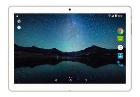 Tablet M10a Lite 3g Android 7.0 Dual Câmera 10 Pol. Quadcor