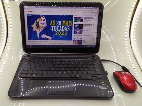 Chromebook Hp - Intel I3 - Funcionando Bem