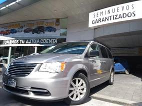 Chrysler Town & Country 3.6 Li Mt 2016 Somos Agencia