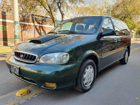 Kia Carnival 2.9 2.9 Ls I At 2002