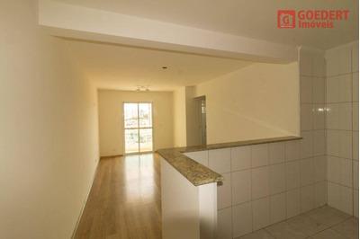 Apartamento Com 2 Dormitórios À Venda, 60 M² Por R$ 350.000 - Macedo - Guarulhos/sp - Ap0443