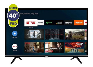 "Smart TV RCA Full HD 40"" XC40SM"