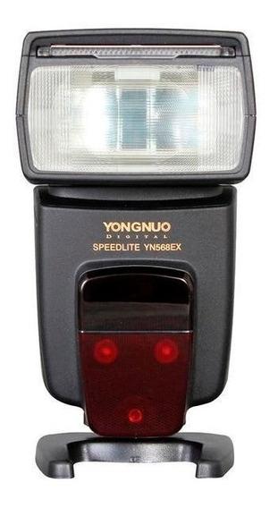 Yongnuo Ttl Speedlite Yn-568ex Nikon (hss) + Difusor