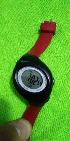 Relógio Nike Original D394392 Funciona Tudo Recomendo!