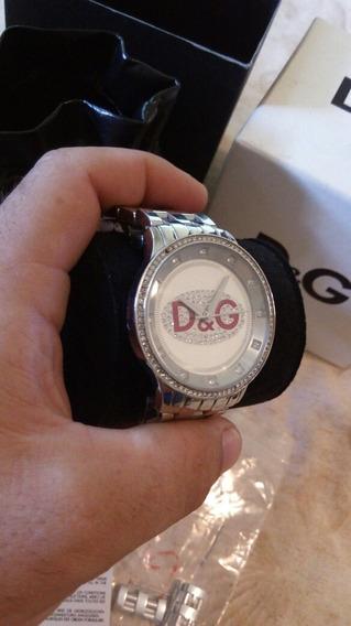 Relogio Dolce & Gabbana Unissex Dw0742