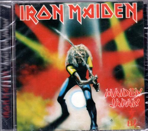 Imagem 1 de 2 de Cd Iron Maiden - Maiden Japan