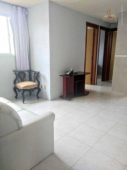 Vendo Apartamento De Dois Dormitórios Com Garagem Em Canoas Rs - Ap3981