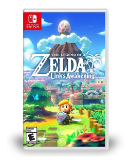 Zelda Link´s Awakening Switch Nuevo Sellado Original
