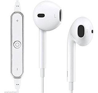 Fone Bluetooth Com Microfone Branco - Fone Sem Fio