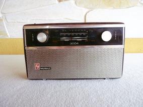 Rádio Antigo Wansat Mod 3004 0m/oc1/oc2 - Leia A Descrição