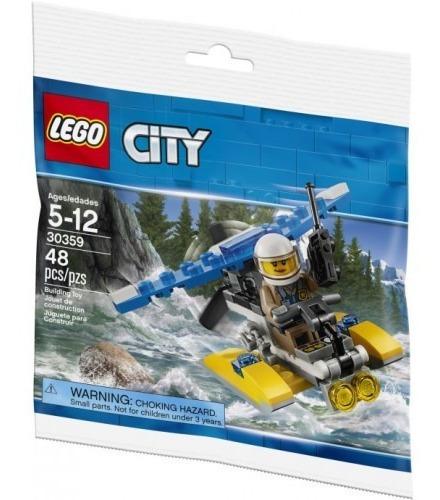 Lego City Rescate En La Montaña Por 48 Piezas En Bolsa 30359