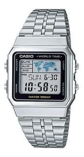 Reloj Casio A-500wa-1d Hombre Vintage Envío Gratis