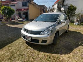 Nissan Tiida 1.8 Automatico Factura Original Cambio 2012