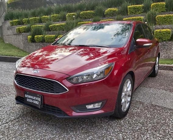 Ford Focus Se Luxury Mt 2016