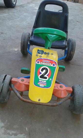 Karting A Pedales A Reparar