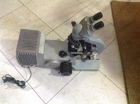 Microscópio De Imunofluorescencia Olympus 450 Made In Japan