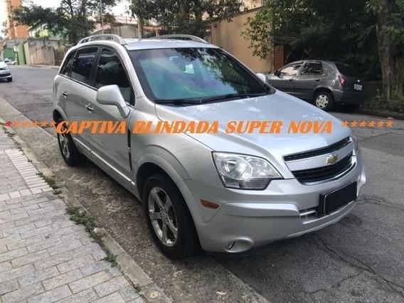 Chevrolet Captiva 3.6 Sfi V6 24v Fwd, Bmw007