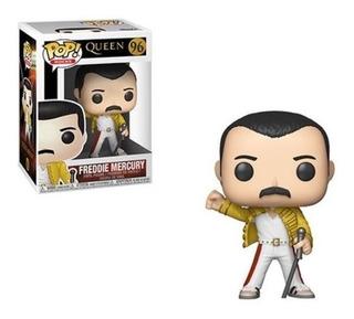 Funko Pop Freddie Mercury N°96 Queen Nuevo En Caja