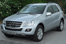 Sucata Peças Mercedes Benz Ml 320 350 Diesel