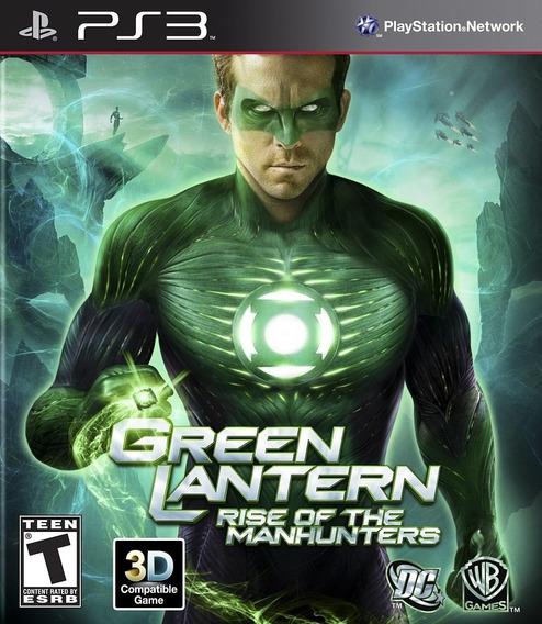 Lanterna Verde Green Lantern Ps3   Mídia Física Original