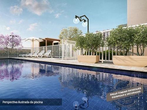 Apartamento À Venda, 40 M² Por R$ 231.700,00 - Campo Limpo - São Paulo/sp - Ap8334