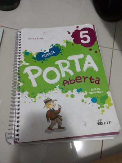 Livro De História Porta Aberta De (mirna Lima)