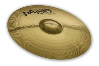 Crash Ride 18 Paiste Cr18 Brass Platillo Bateria Serie 101