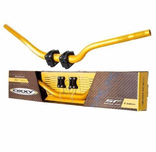 Guidão Oxxy Super Fat Bar Dourado