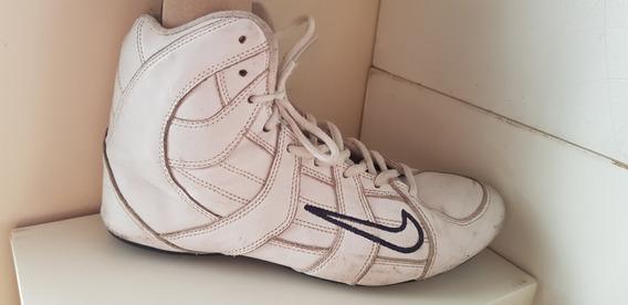 Tênis Sapatilha Nike Wrestling Luta Olímpica Raro Imp Usado