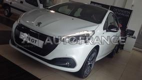 Peugeot 208 Feline 1.6 Kilometro Financiado!!!!