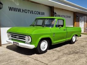 Hotv8 Vende Chevrolet/gm C10 1974 6cil Super Verde