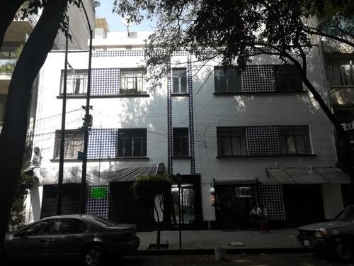 Departamento En Venta En Colonia Condesa